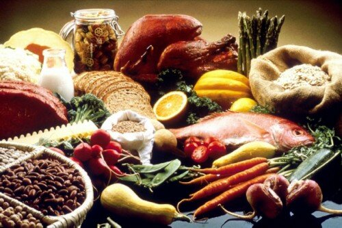 История хранения еды