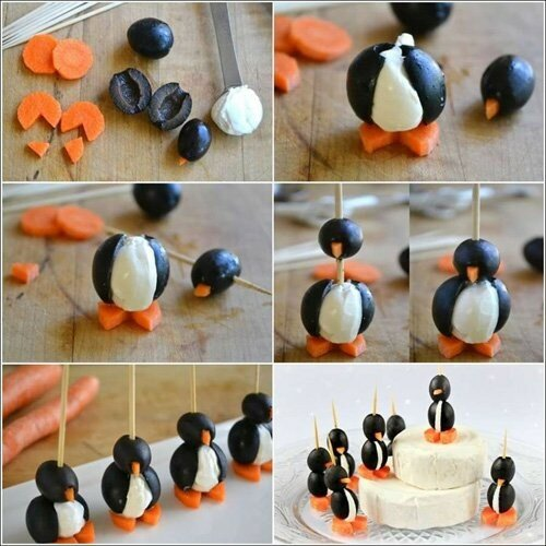 Закуска Пингвин