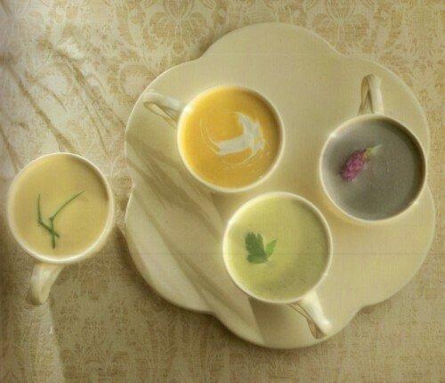 Семейный картофельно-луковый суп